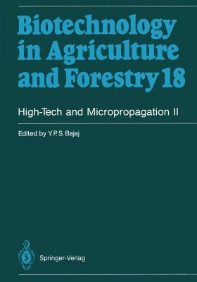 High-Tech and Micropropagation II