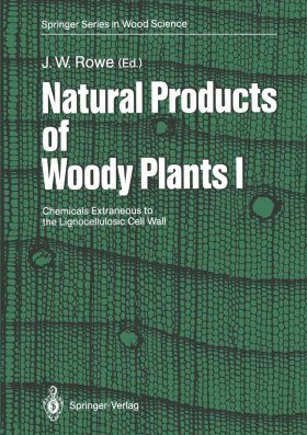 Natural Products of Woody Plants (2-Volume Set)