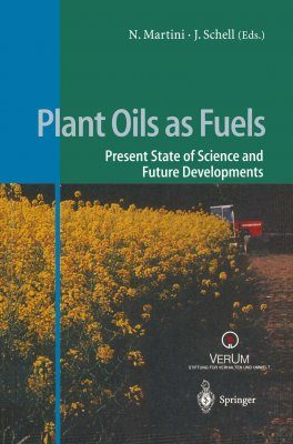Plant Oils as Fuels