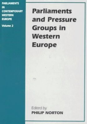 Parliaments & Pressure Groups in Western Europe