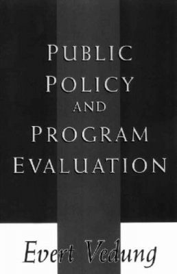 Public Policy & Program Evaluation