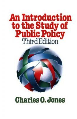 Introduction to the Study of Public Policy