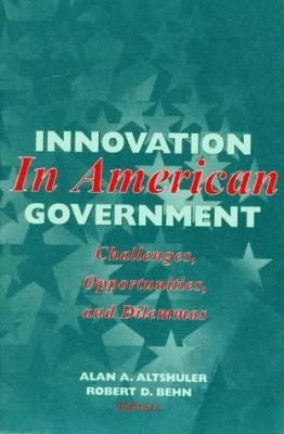 Innovation in American Government