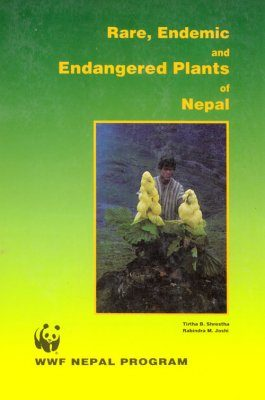 Rare, Endemic and Endangered Plants of Nepal