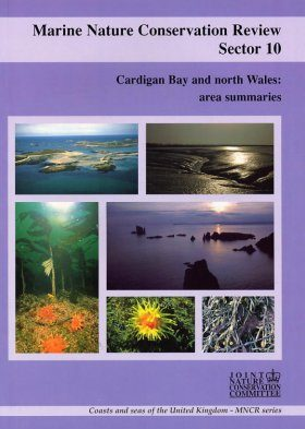 Marine Nature Conservation Review, Sector 10: Cardigan Bay and North Wales: Area Summaries