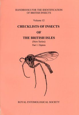 RES Handbook, Volume 12, Part 1: Checklist of Insects of the British Isles: Diptera
