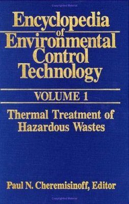 Encyclopedia of Environmental Control Technology Volume 1