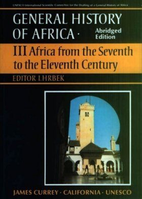 UNESCO General History of Africa, Volume 3