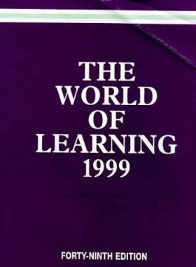 The World of Learning 1999