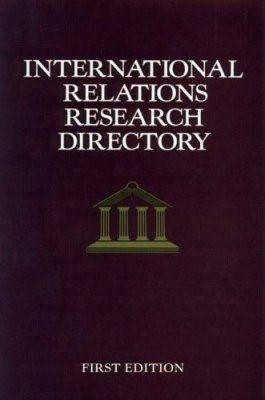 International Relations Research Directory