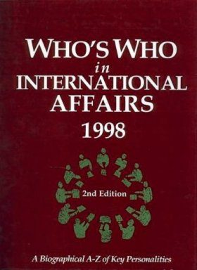 Who's Who in International Affairs 1998