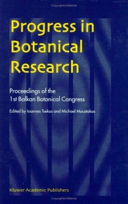 Progress in Botanical Research