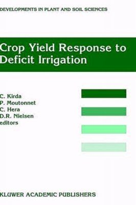 Crop Field Response to Deficit Irrigation