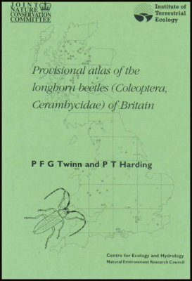 Provisional Atlas of the Longhorn Beetles (Coleoptera, Cerambycidae) of Britain