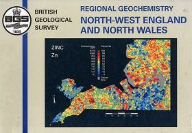 Regional Geochemistry of Parts of North-West England and North Wales