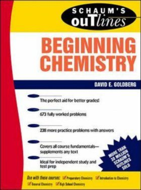 Schaum's Outline of Chemistry Foundations