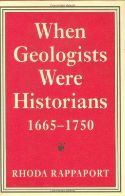 When Geologists Were Historians : 1665-1750