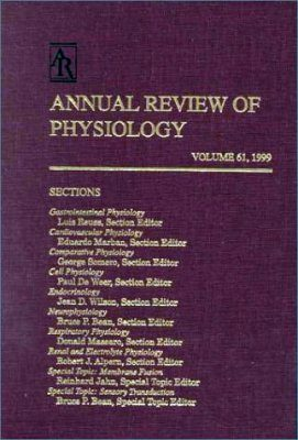 Annual Review of Physiology, Volume 61