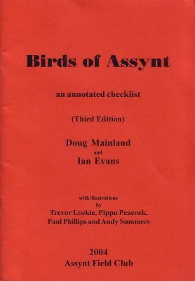 Birds of Assynt