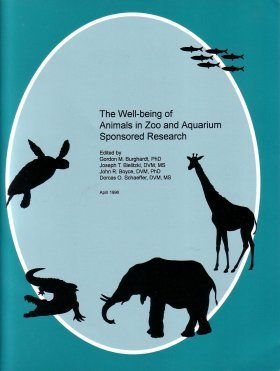 The Well-Being of Animals in Zoo and Aquarium Sponsored Research