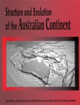 Structure and Evolution of the Australian Continent