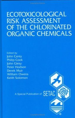 Ecotoxicological Risk Assessment of the Chlorinated Organic Chemicals