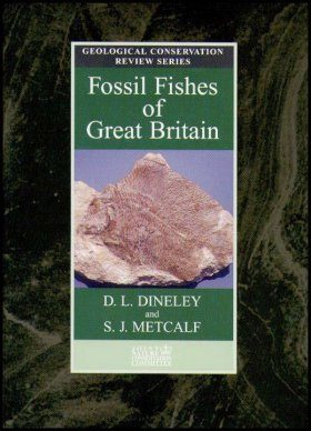 Fossil Fishes of Great Britain