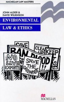 Environmental Law and Ethics
