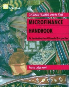 Microfinance Handbook: An Institutional and Financial Perspective - Sustainable Banking with the Poor
