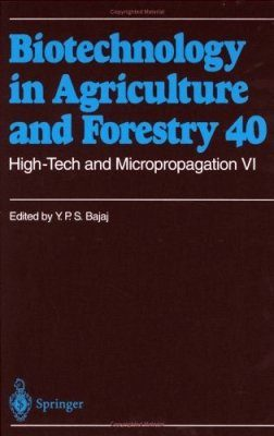 High-Tech and Micropropagation VI