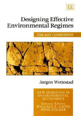 Designing Effective Environmental Regimes