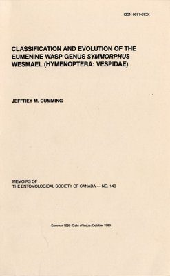 Classification and Evolution of the Eumenine Wasp Genus Symmorphus Wesmail (Hymenoptera: Vespidae)