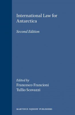 International Law for Antarctica