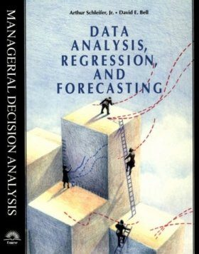 Data Analysis, Regression and Forecasting
