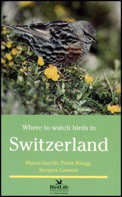 Where to Watch Birds in Switzerland