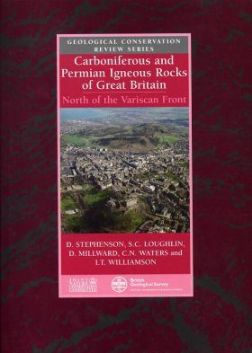 Carboniferous and Permian Igneous Rocks of Great Britain North of the Variscan Front