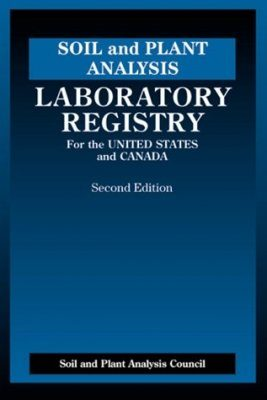 Soil and Plant Analysis Laboratory Registry for the United States and Canada