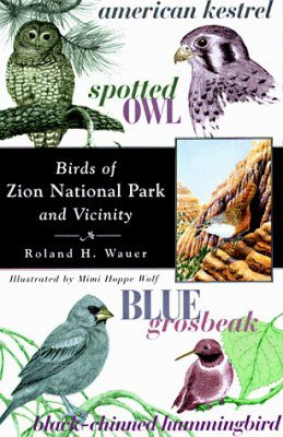 Birds of Zion National Park and Vicinity