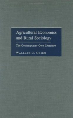 Agricultural Economics and Rural Sociology