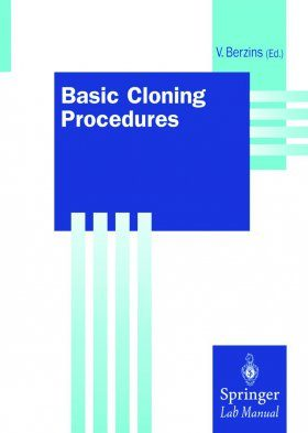 Basic Cloning Procedures
