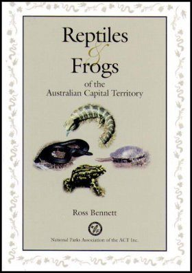 Reptiles & Frogs of the Australian Capital Territory