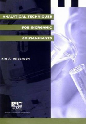 Analytical Techniques for Inorganic Contaminants