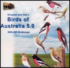 Simpson and Day's Birds of Australia - Compact Disc, Version 5.0
