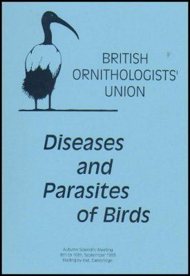 Diseases and Parasites of Birds