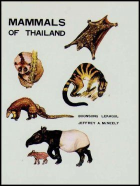 Mammals of Thailand