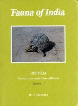 The Fauna of India and Adjacent Countries: Reptilia, Volume 1