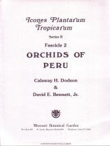 Fascicle 2: Orchids of Peru (Part 2)