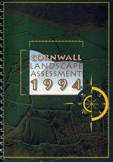 Cornwall Landscape Assessment 1994