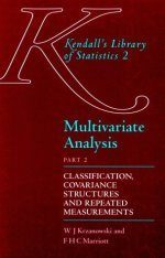 Multivariate Analysis, Part 2