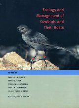 Ecology and Management of Cowbirds and Their Hosts